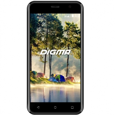 Смартфон Digma LINX JOY 3G 4Gb 512Mb серый, фото 1