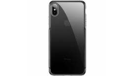 Чехол Baseus Shining Case For iP XS MAX (черный), фото 2