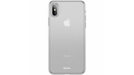 Чехол Baseus Wing Case для iPhone X/XS (белый), фото 2