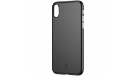 Чехол Baseus Wing Case для iPhone XS Max (черный), фото 1