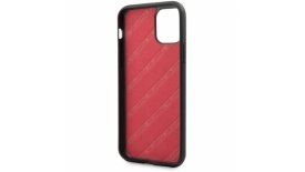 Чехол накладка Karl Lagerfeld Mooth Pu Leather Case для Apple iPhone 11 Pro Max черный, фото 3