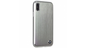 Чехол накладка CG Mobile BMW Signature Brushed Aluminium для Apple iPhone X черный, фото 2
