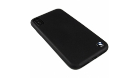 Чехол накладка CG Mobile BMW Signature Genuine Leather для Apple iPhone Xчерный, фото 1