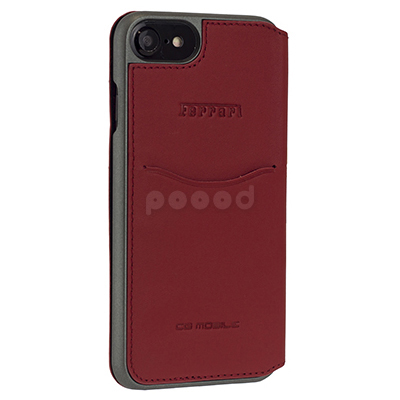 Чехол CG Mobile Ferrari 488 Booktype Apple iPhone 7книжка, фото 5