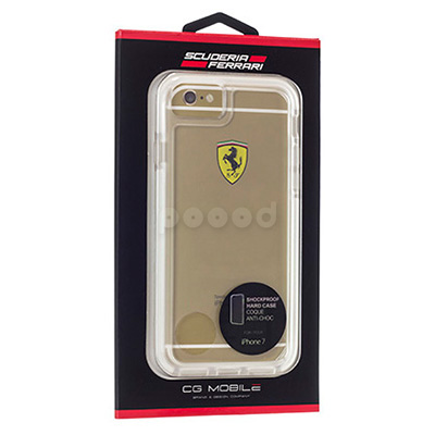 Чехол CG Mobile Ferrari Shockproof Apple iPhone 7, фото 4
