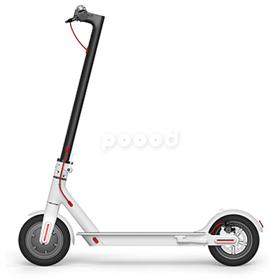 Электросамокат Xiaomi Mijia Electric Scooter M365 (Global) (черный), фото 3