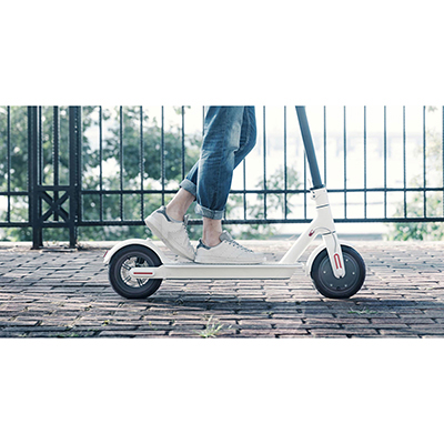 Электросамокат Xiaomi Mijia Electric Scooter M365 (Global) (черный), фото 12