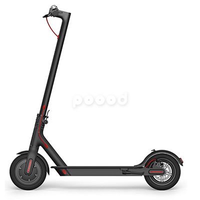 Электросамокат Xiaomi Mijia Electric Scooter M365 (Global) (черный), фото 1