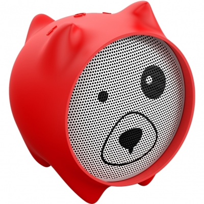 Колонка Baseus Dogz Wireless speaker E06 черный, фото 2