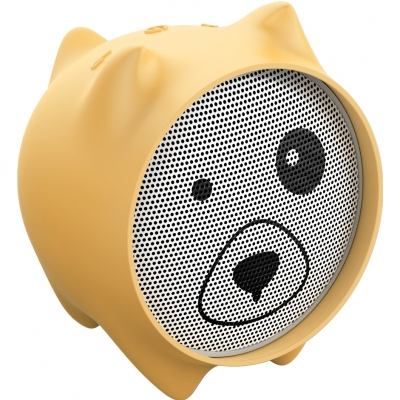 Колонка Baseus Dogz Wireless speaker E06 черный, фото 9