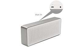 Xiaomi Mi Square Box Bluetooth Speaker 2 Колонка bluetooth (XMYX03YM), фото 2