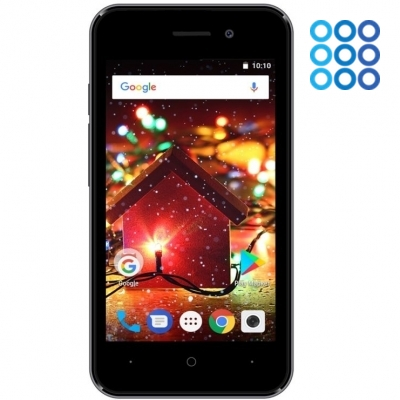 Смартфон Digma HIT Q401 3G 8/1Gb (серый) фото
