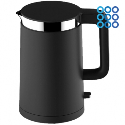 Чайник Xiaomi Viomi Mechanical Kettle (Global) (черный) фото