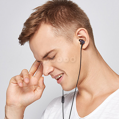Наушники-вкладыши Xiaomi 1MORE E1009 Piston Fit In-Ear Headphones (голубой), фото 6