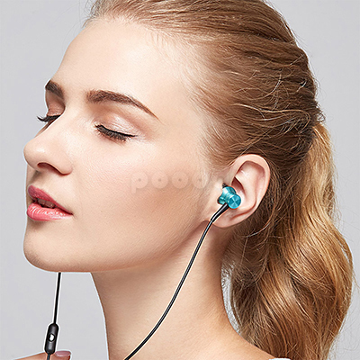 Наушники-вкладыши Xiaomi 1MORE E1009 Piston Fit In-Ear Headphones (голубой), фото 7