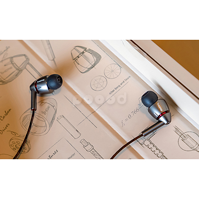 Наушники 1MORE E1010 Quad Driver In-Ear Headphones (черный), фото 10