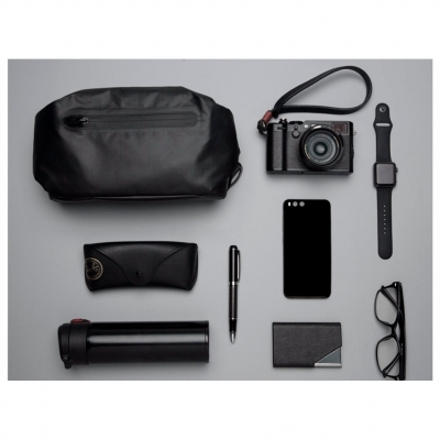 Сумка на пояс Xiaomi 90 Points Xiaomi Functional Waist Bag 2069 (черный), фото 9