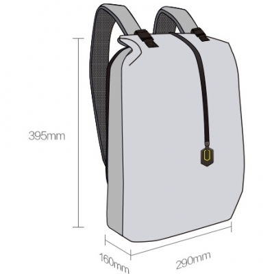 Рюкзак 90 Points Xiaomi Outdoor Leisure Backpack, фото 16