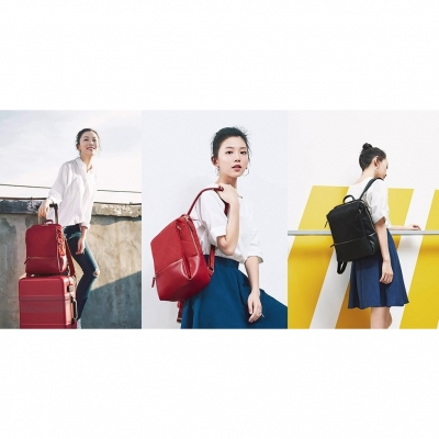 Рюкзак 90 Points Xiaomi Simple Urban Backpack (Fashion City Women), фото 13