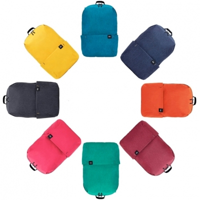 Рюкзак Xiaomi Mini Backpack 10L (черный), фото 9