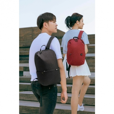 Рюкзак Xiaomi Mini Backpack 10L (черный), фото 19
