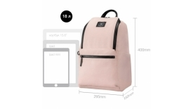 Рюкзак 90 PointsXiaomi Light Travel Backpack L (розовый), фото 2