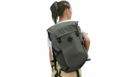 Рюкзак 90 Points Xiaomi HIKE outdoor Backpack (зелёный), фото 2