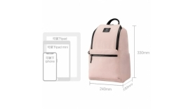Рюкзак 90 Points Xiaomi Light Travel Backpack S(розовый), фото 2