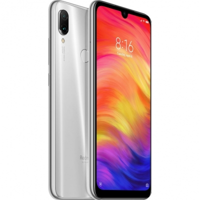Смартфон Xiaomi Redmi Note 7 4/64Gb Global Version (белый), фото 1