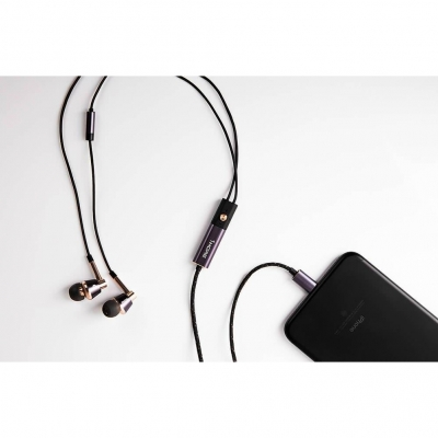 Lightning-наушники 1MORE E1001L Triple Driver LTNG In-Ear Headphones(w), фото 15