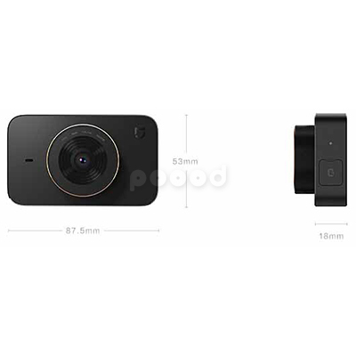 Видеорегистратор Xiaomi Mi Mijia Carcorder DVR Camera (Global), фото 9