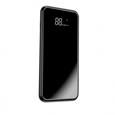 Внешний аккумулятор Baseus QI Wireless Charger 2A Dual USB 8000 mAh, фото 1
