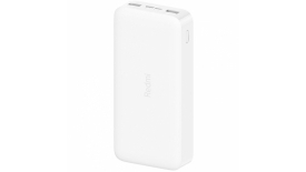 Внешний аккумулятор Xiaomi Mi Redmi Power Bank Fast Charge 10000 мАч, фото 1