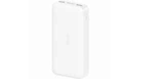 Внешний аккумулятор Xiaomi Mi Redmi Power Bank Fast Charge 20000 мАч , фото 1