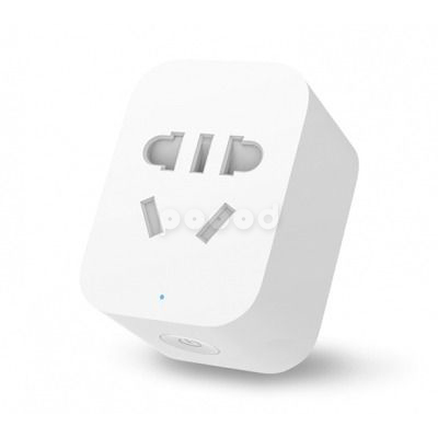 Xiaomi Mi Wi-Fi розетка Smart Power Plug New ZigBee, фото 1
