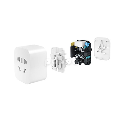 Xiaomi Mi Wi-Fi розетка Smart Power Plug New ZigBee, фото 3