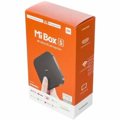 ТВ приставка Xiaomi Mi Box S (International), фото 6