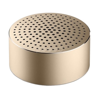 Колонка Xiaomi Mi Portable Round Box bluetooth, фото 4