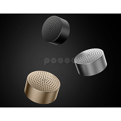 Колонка Xiaomi Mi Portable Round Box bluetooth, фото 6