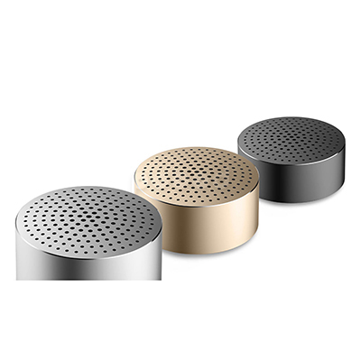 Колонка Xiaomi Mi Portable Round Box bluetooth, фото 7
