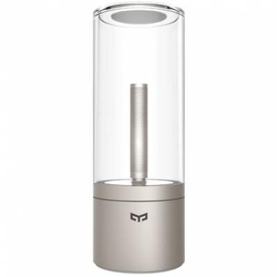 Ночник Xiaomi Mi Yeelight Smart Atmosphere Candela Light Gold (YLFW01YL) золотой купить за 2099 руб.