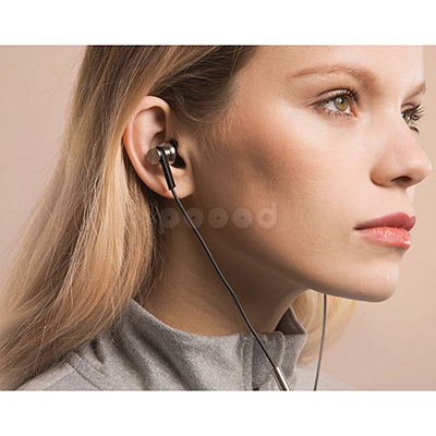 Наушники Xiaomi Mi Hybrid Dual Drivers Earphones (Piston 4) стерео, фото 10