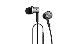 Наушники стерео Xiaomi Mi Hybrid Dual Drivers Earphones (Piston 4), фото 1
