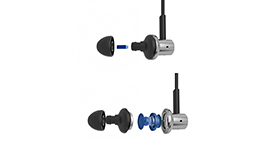 Наушники стерео Xiaomi Mi Hybrid Dual Drivers Earphones (Piston 4), фото 3