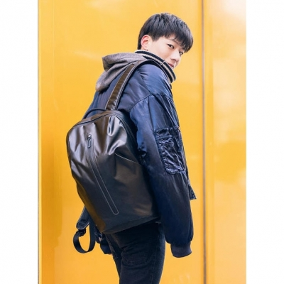 Рюкзак Xiaomi 90 Points Xiaomi All Weather Functional Backpack (черный), фото 14