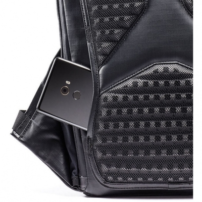 Рюкзак Xiaomi 90 Points Xiaomi All Weather Functional Backpack (черный), фото 6