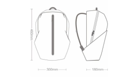 Рюкзак Xiaomi Mi 90 Points All Weather Functional Backpack, фото 3