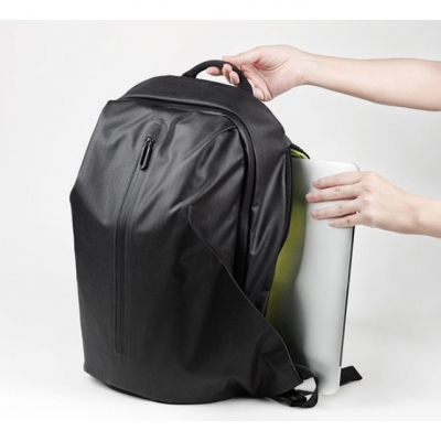 Рюкзак Xiaomi 90 Points Xiaomi All Weather Functional Backpack (черный), фото 10
