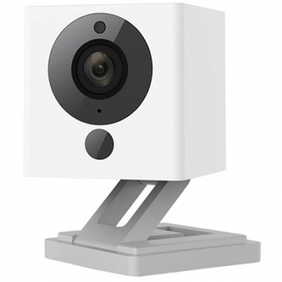 IP-камера Xiaomi Mi Small Square Smart Camera (ISC5) (QDJ4051RT) белый купить за 1349 руб.