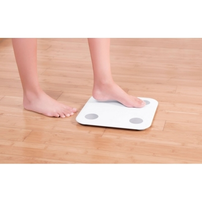 Напольные весы Xiaomi Mi Body Composition Scale, фото 10
